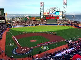 44 San Francisco Giants Stadium Wallpaper On Wallpapersafari