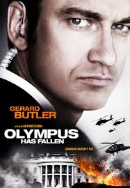 Gerard Butler Actioner Olympus Has Fallen Gets New Poster! Source: Various