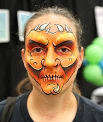 37 44 face painting