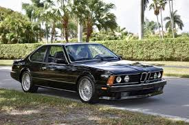 All BMW Models 1980s bmw : 1988 BMW M6 for sale #2076461 - Hemmings Motor News