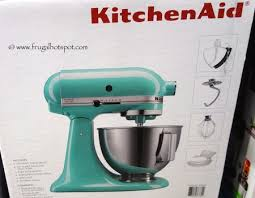 kitchenaid stand mixer sale. kitchenaid 4.5 qt tilt-head stand mixer aqua sky costco kitchenaid sale t