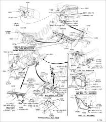 Ford truck technical drawings and schematics section engine auxiliary under fuel tank w6 cyl engines