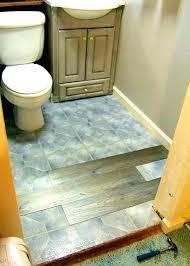 how to install vinyl plank flooring in a bathroom floating vinyl plank flooring marvelous installing vinyl