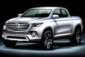 Mercedes-Benz Pickup Truck Could Debut This Year   Fortune