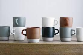 Stacking Coffee Mug