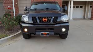 2018 Nissan Titan Led Fog Lights Nissan Titan Fog Light Led Bulb Replacements Usa Made Slf