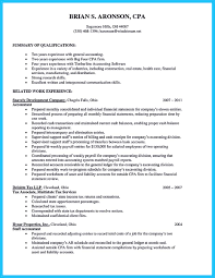 How To Show Cpa On Resume Enjoyable Cpa Resume Uxhandy Com Resume