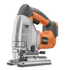 ridgid tools saw. 18v orbital jig saw ridgid tools