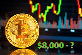 Image result for Bitcoin Price to 'Trade Again at $8000 Soon': Analyst
