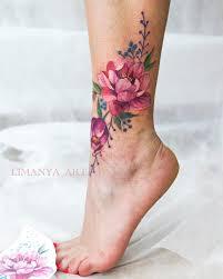 пин от пользователя Milana на доске тату Flower Tattoos