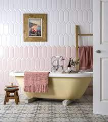 5 fabulous pink bathroom tile ideas