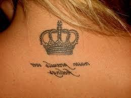 Jaký Je Rozdíl Mezi Mužskou Korunou A ženskou Korunou Tetovací