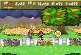 Flower Fields Paper Mario Paper Mario Walkthrough
