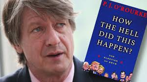 """P.J. O'Rourke on Trump, Populism, and """"How the Hell Did This Happen?"""" -  YouTube"""