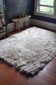 white wool shag rug. Plain Rug NuLOOM Handwoven Alexa Flokati Wool Shag Rug 4u0027 X 6u0027  In Natural   Home And Furnishings Pinterest Rugs Bedrooms Room Throughout White G