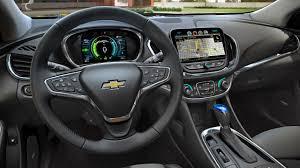 2016 Chevrolet Volt - Interior Design
