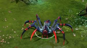 how the dota 2 community rescued players from arachnophobia pcgamesn