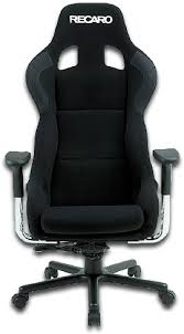 recaro office chair. this recaro chair would look good in my studio all i need is stickers around to add a few more horsepower and weu0027re go recaro office