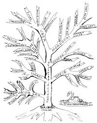how to draw family tree family tree