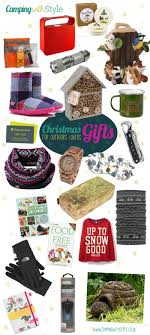 Christmas Gift Guide For Outdoors Lovers
