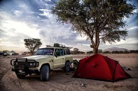 Truck Camping • A Guide to Living Out of Your Truck