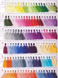 Colour Chart Myshopasia