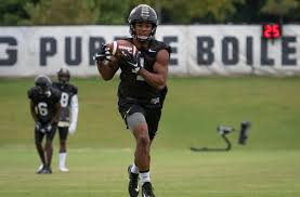 Purdue Football Will This Train Stay On The Tracks Football
