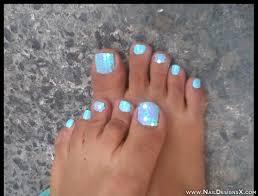 gorgeous toe nail design 0 - Nail Designs & Nail Art