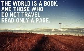 Check out these 11 inspirational travel quotes ... via Relatably.com