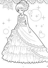 Anime Chibi Coloring Pages Anime Coloring Pages Beautiful Cute Anime