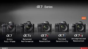 Sony Alpha Comparison Chart Who Are The Professional Photographers Who Switched To The