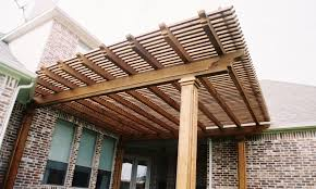 deck shade structure brown square modern wooden outdoor shade structures varnished design deck shade structures pergolas
