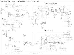 toaster wiring diagram wiring diagrams best mfos noise toaster toaster schematic toaster wiring diagram