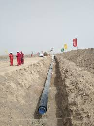 Welding Pipeline Xinjiang Pipeline Project Successful With Tip Tig Tip Tig