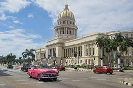 island life with a visit to beautiful Cuba