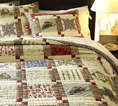 Holiday Quilts Bedding Lenox Holiday Quilt Bedding Pottery Barn ... & Holiday Quilts Bedding Lenox Holiday Quilt Bedding Pottery Barn Country  Christmas Sampler Quilt Adamdwight.com