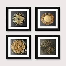 4 panel wall art canvas prints painting