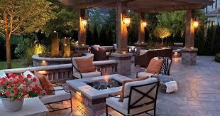 patio lighting ideas gallery. Patio Lighting Option 3 1083x570 - Outdoor Ideas \u0026 Pictures Gallery N