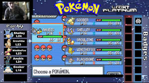 Pokemon Light Platinum Team Steam Pokemon Light Platinum Lp Pt 8 Team Steam Is Burning Down The Town Also New Party Member