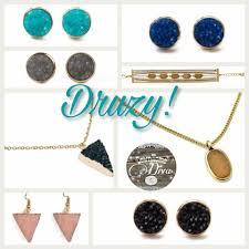 plunder druzy jewelry plunder spring catalog 2018 plunder jewelry druzy jewelry catalog