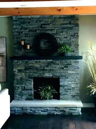 cleaning fireplace bricks soot how