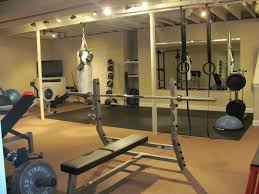 basement gym ideas. Basement Gym Contemporary-home-gym Basement Gym Ideas T