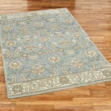 damask area rug by three posts pattern gray
