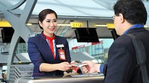 نتيجة بحث الصور عن (5) Passenger Services Agent