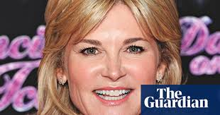 The former blue peter presenter shared a cartoon on thursday (11 february). What I See In The Mirror Anthea Turner Beauty The Guardian