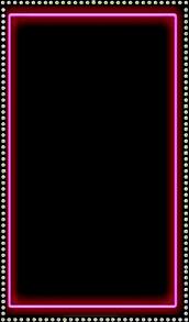 Iphone 8 Rainbow Border Wallpaper