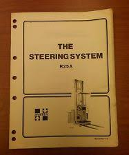 hyster forklift manual hyster the steering system forklift manual r25a 10152