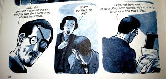 james joyce and intertextuality in graphic memoir the comics grid talbot mary and bryan 2012 dotter of her father s eyes milwaukie