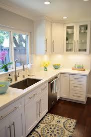 Light Grey Cabinets In Kitchen Kitchen Light Gray Kitchen Cabinets Also Stunning Light Grey