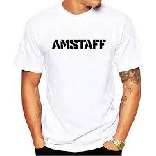 Amstaff Size Chart Cotton Printed O Neck Tt Shirt Amstaff Tt Shirt